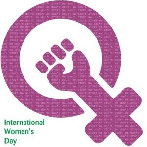 International Womens Day 2011; Carla Franklin;