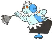 Rosie the Robot Maid from the Jetsons