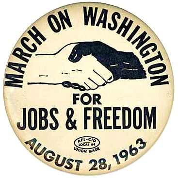 March on Washington - 1963 - Carla Franklin