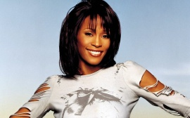 Whitney Houston 2000s - Carla Franklin