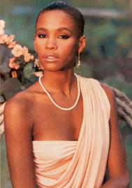 Whitney Houston young - Carla Franklin