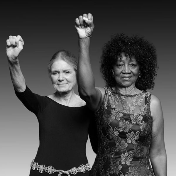 Gloria and Dorothy 2014 © Dan Bagan - Carla Franklin website